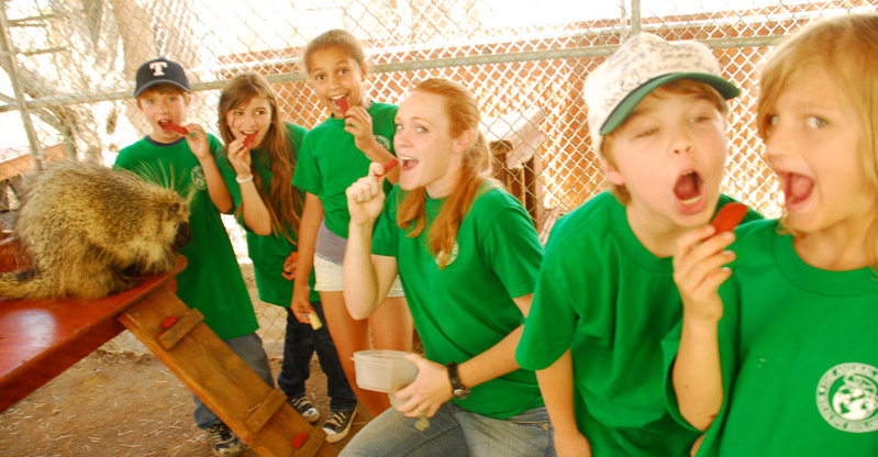 WLC Summer Zoology Camps