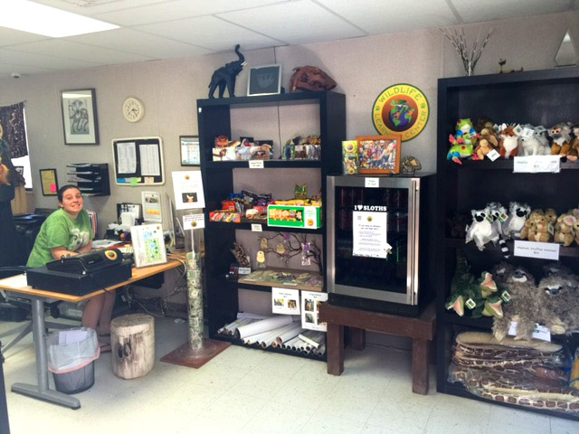 Wildlife Learning Center Gift Shop